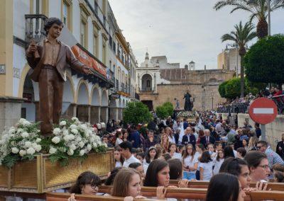 Procesión de María Auxiliadora 2019